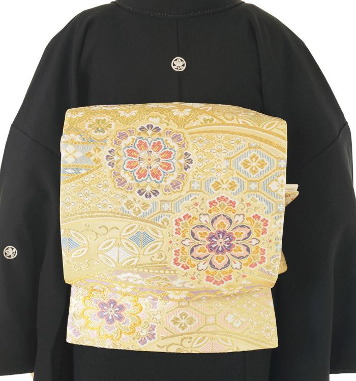 関芳 大きいサイズ 黒留袖 No.CA-0142-LOサイズ_02