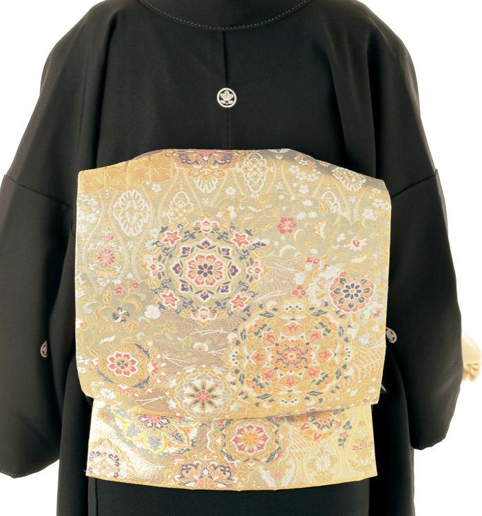 関芳 大きいサイズ 黒留袖 No.CA-0143-MOサイズ_02