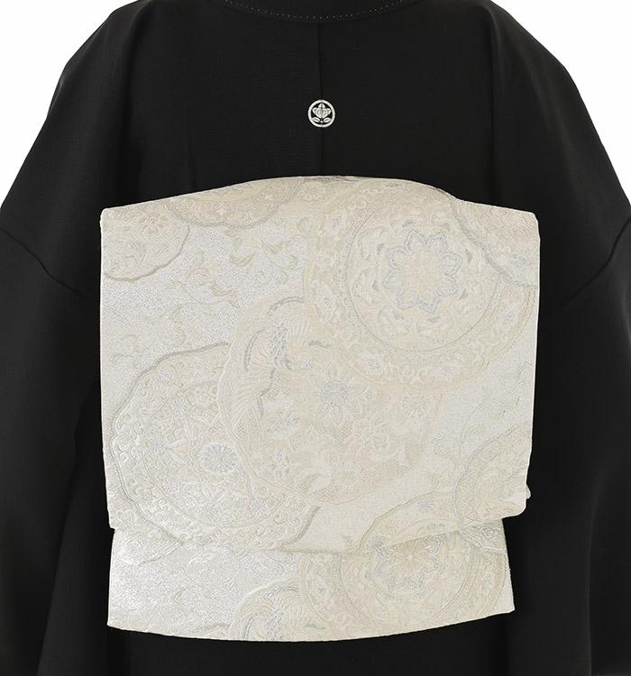 関芳 大きいサイズ 黒留袖 No.CA-0145-MOサイズ_02