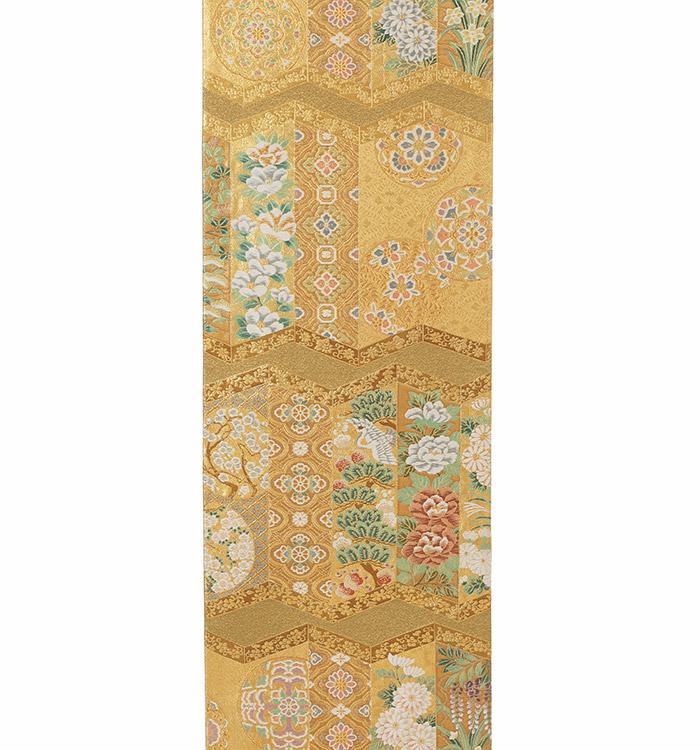 関芳 大きいサイズ 黒留袖 No.CA-0146-LOサイズ_04