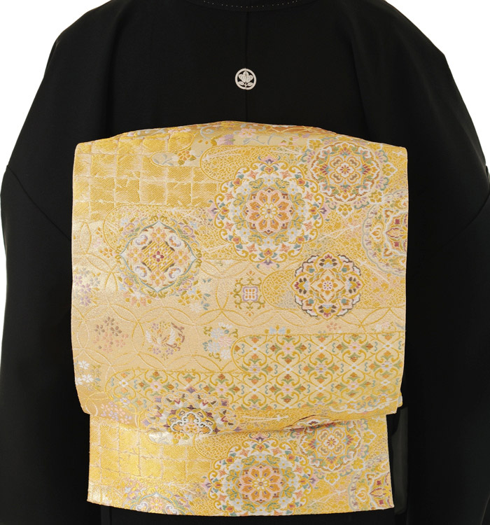 関芳 大きいサイズ 黒留袖 No.CA-0148-LOサイズ_02