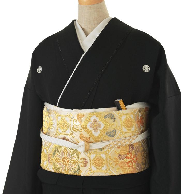大きいサイズ 黒留袖 No.CA-0150-LOサイズ_01