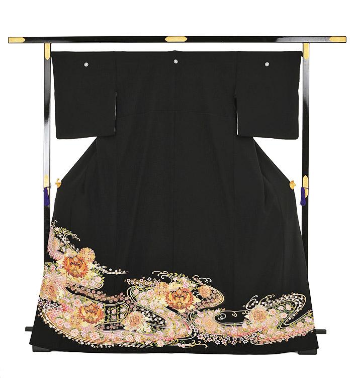 大きいサイズ 黒留袖 No.CA-0151-MOサイズ_03