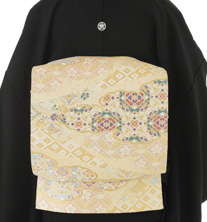 大きいサイズ 黒留袖 No.CA-0152-LOサイズ_02