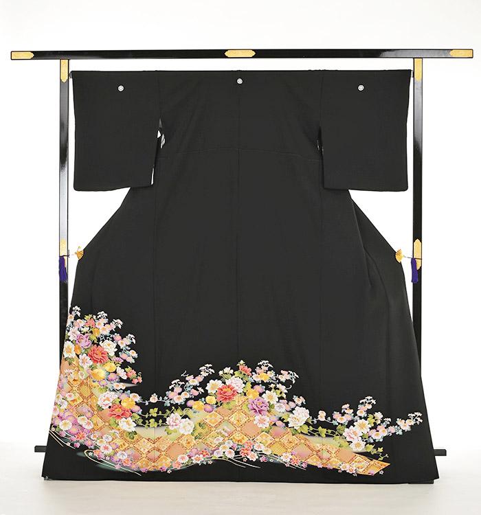 大きいサイズ 黒留袖 No.CA-0153-MOサイズ_03