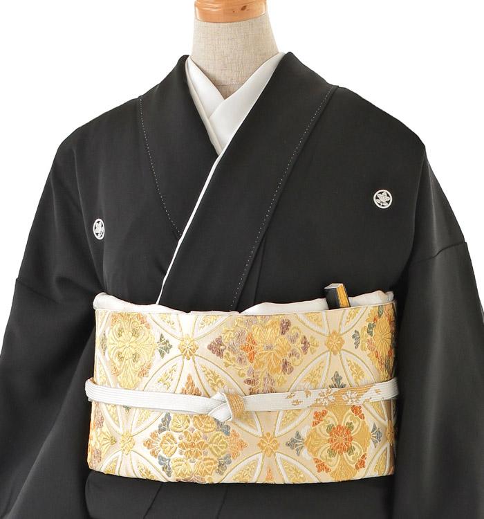 大きいサイズ 黒留袖 No.CA-0153-MOサイズ_01