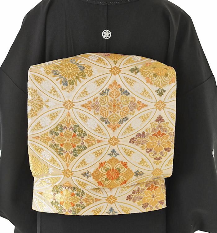 大きいサイズ 黒留袖 No.CA-0153-MOサイズ_02