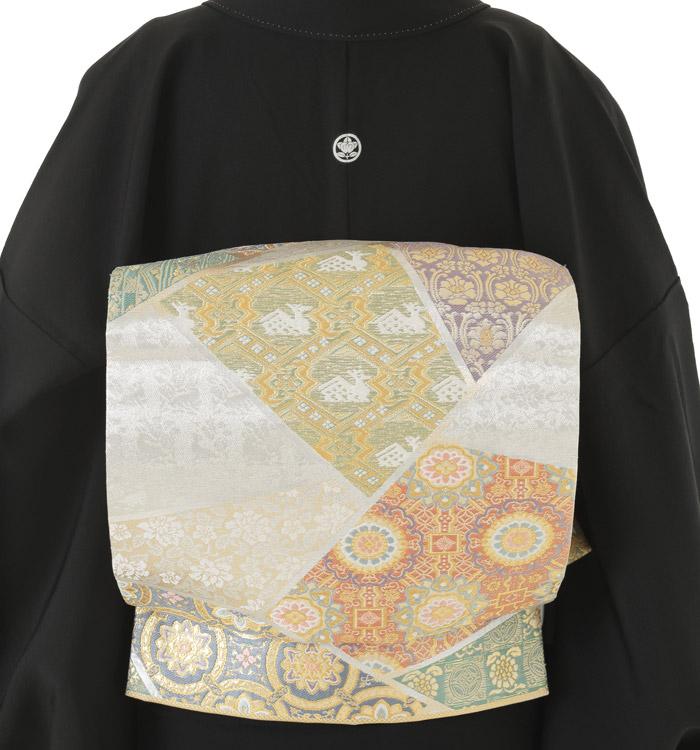 大きいサイズ 黒留袖 No.CA-0154-LOサイズ_02