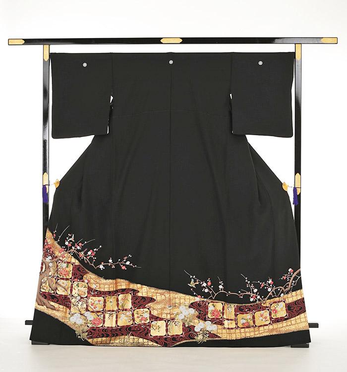 大きいサイズ 黒留袖 No.CA-0155-MOサイズ_03