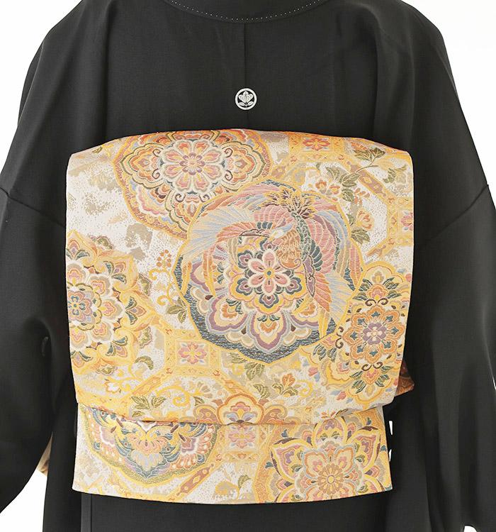 大きいサイズ 黒留袖 No.CA-0155-MOサイズ_02