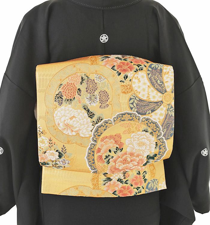 大きいサイズ 黒留袖 No.CA-0157-MOサイズ_02