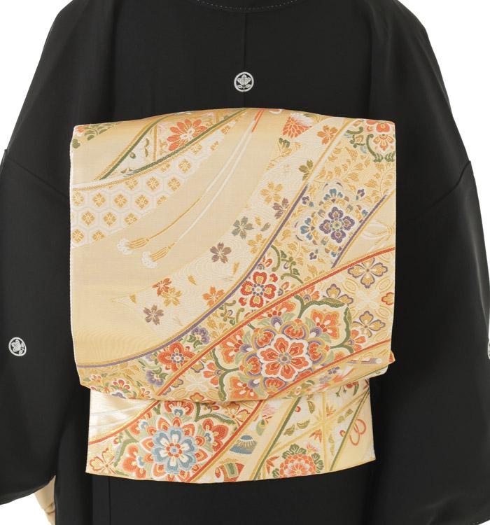 大きいサイズ 黒留袖 No.CA-0158-LOサイズ_02