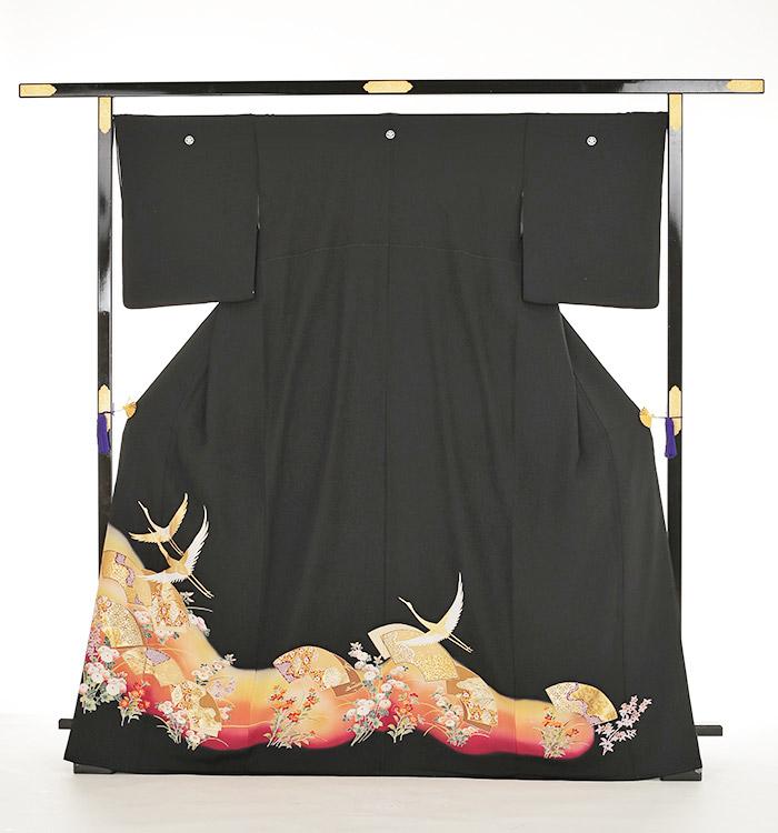 大きいサイズ 黒留袖 No.CA-0159-MOサイズ_03