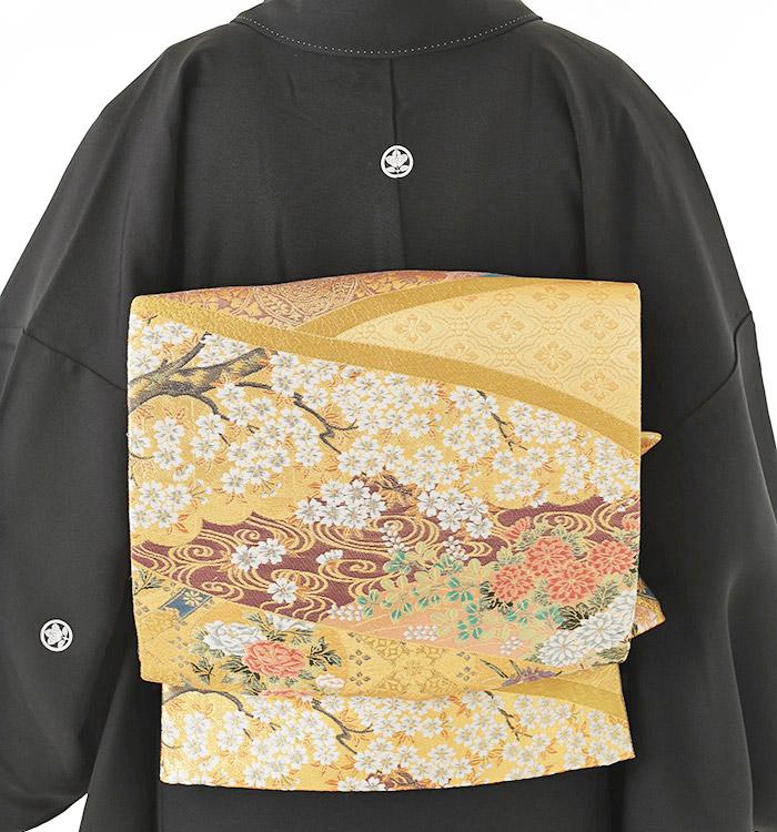 大きいサイズ 黒留袖 No.CA-0159-MOサイズ_02