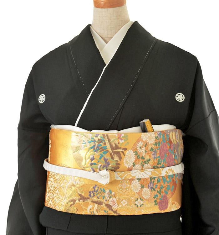 大きいサイズ 黒留袖 No.CA-0160-LOサイズ_01