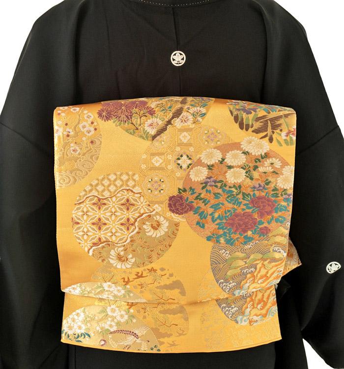 大きいサイズ 黒留袖 No.CA-0160-LOサイズ_02