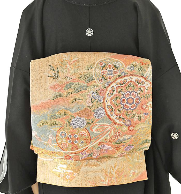 大きいサイズ 黒留袖 No.CA-0161-MOサイズ_02