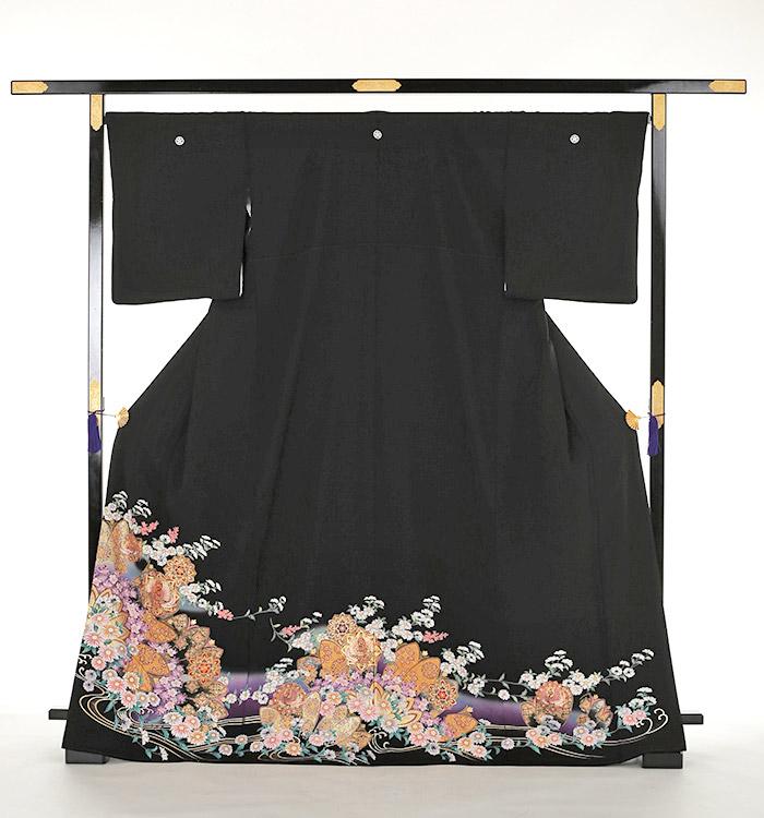 大きいサイズ 黒留袖 No.CA-0162-MOサイズ_03