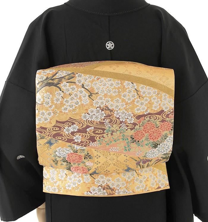 大きいサイズ 黒留袖 No.CA-0162-MOサイズ_02