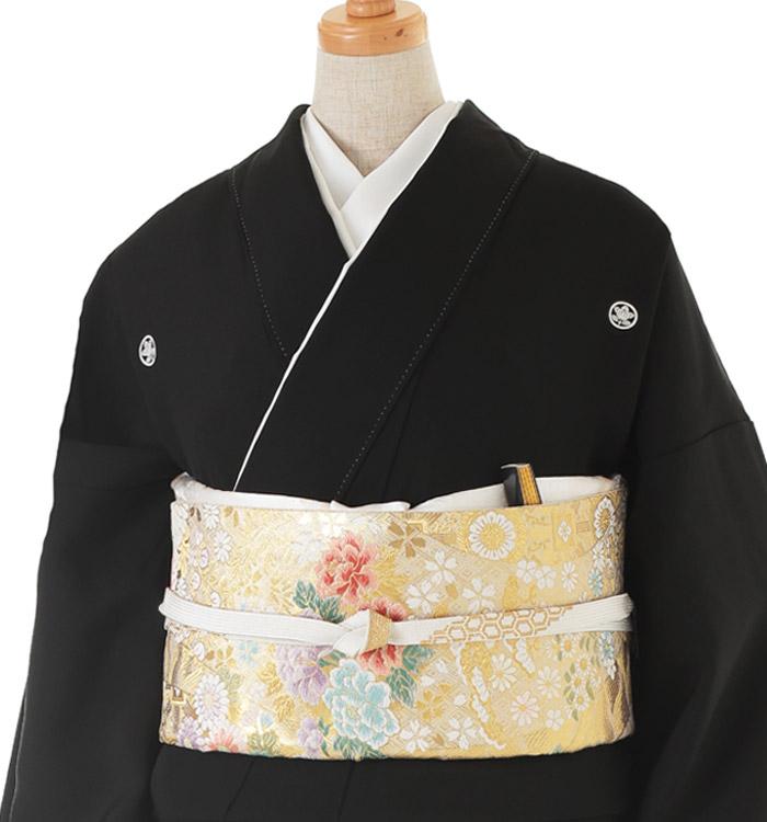 トールサイズ 黒留袖 No.CA-0163-LLサイズ_01