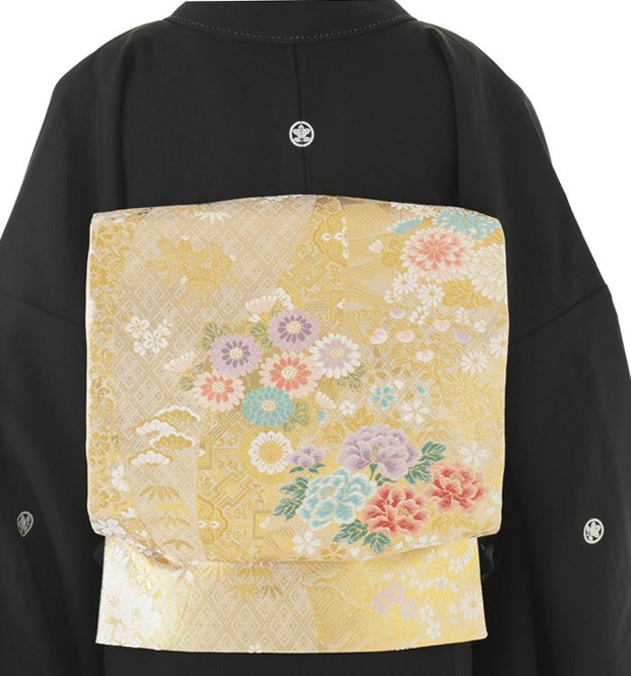 トールサイズ 黒留袖 No.CA-0163-LLサイズ_02