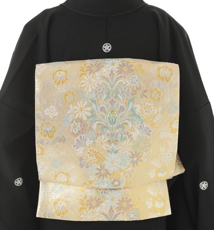 トールサイズ 黒留袖 No.CA-0164-LLサイズ_02