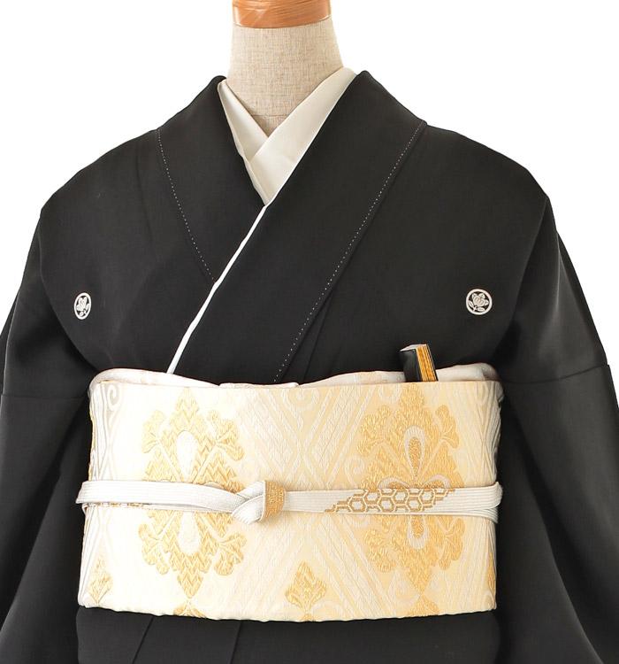 トールサイズ 黒留袖 No.CA-0166-LLサイズ_01