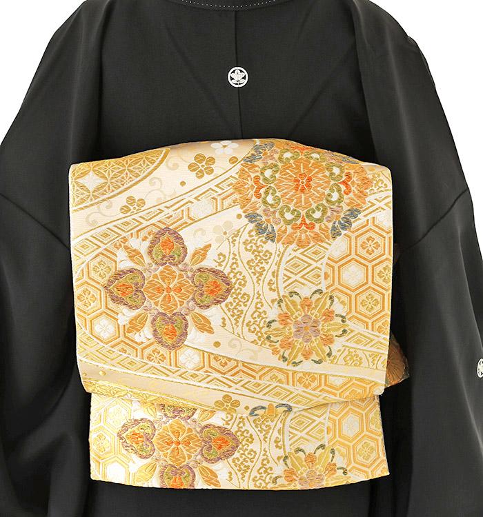 トールサイズ 総刺繍 黒留袖 No.CA-0167-LLサイズ_02