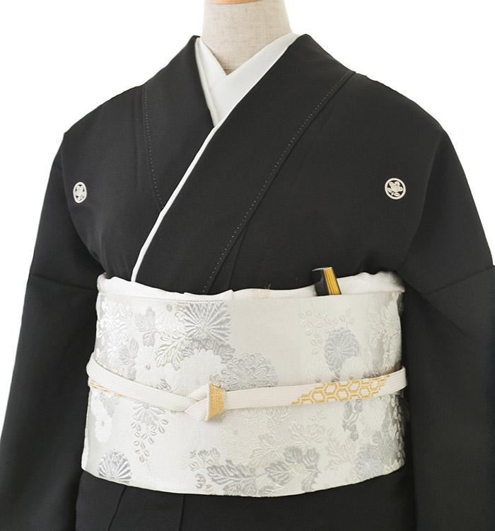 関芳 黒留袖 No.CA-0173-Lサイズ_01