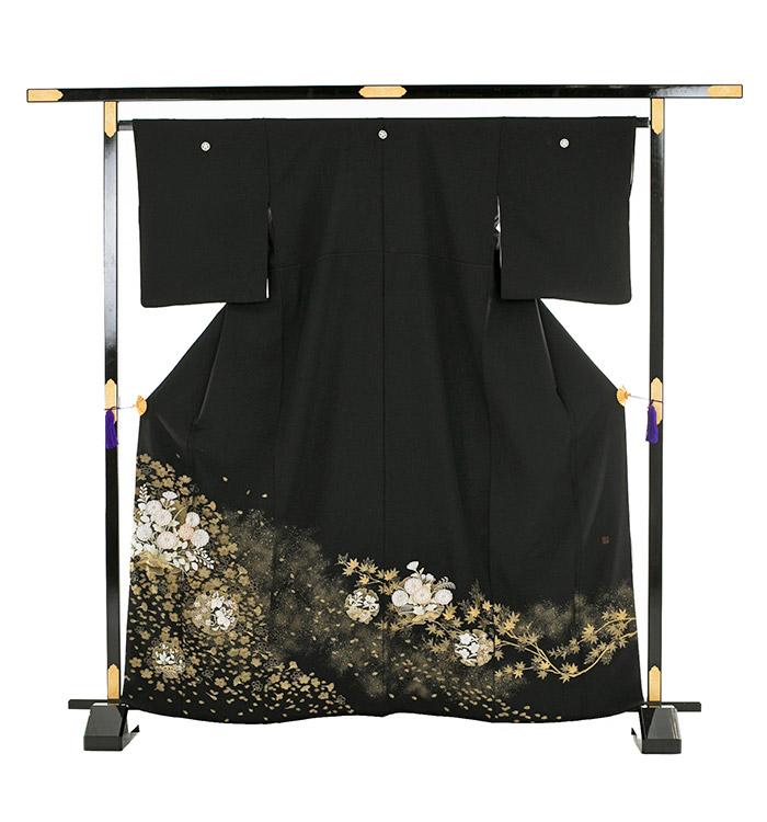 山口美術織物 黒留袖 No.CA-0179-Sサイズ_03