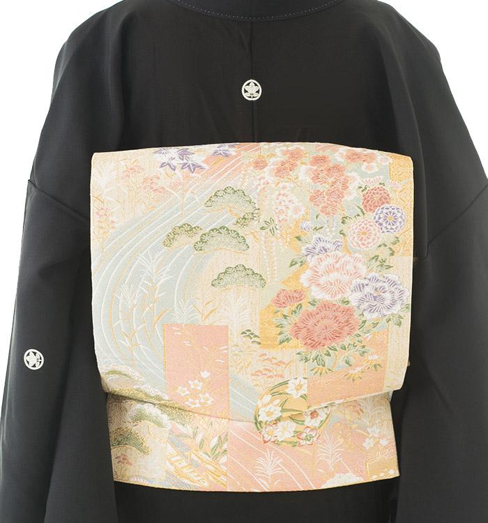 大きいサイズ 黒留袖 No.CA-0180-LOサイズ_02