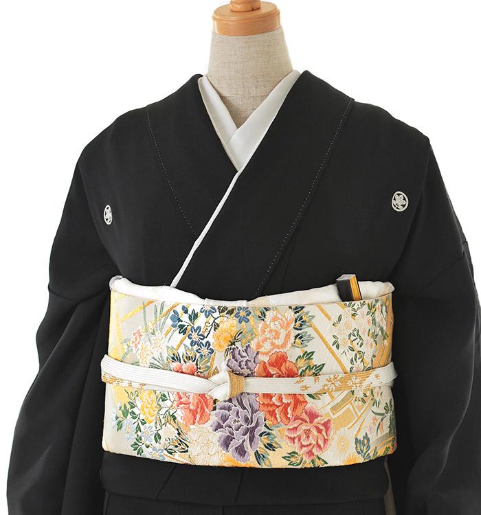 大きいサイズ 黒留袖 No.CA-0182-MOサイズ_01