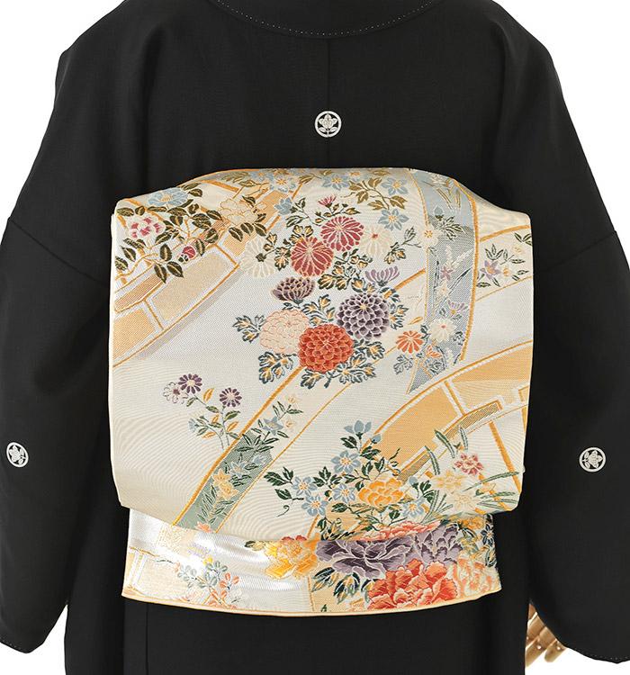 大きいサイズ 黒留袖 No.CA-0182-MOサイズ_02