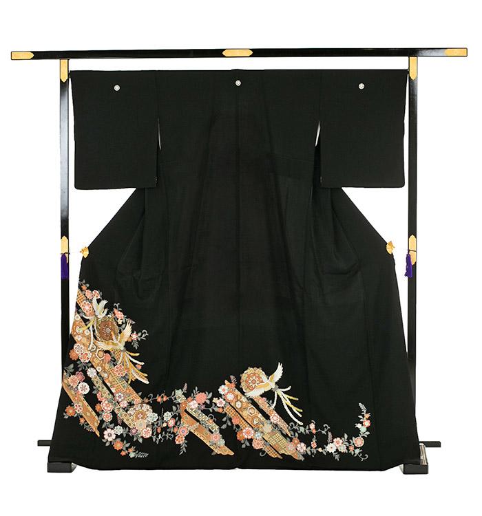 大きいサイズ 黒留袖 No.CA-0183-MOサイズ_03