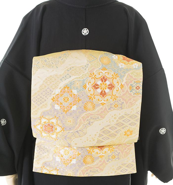 大きいサイズ 黒留袖 No.CA-0183-MOサイズ_02