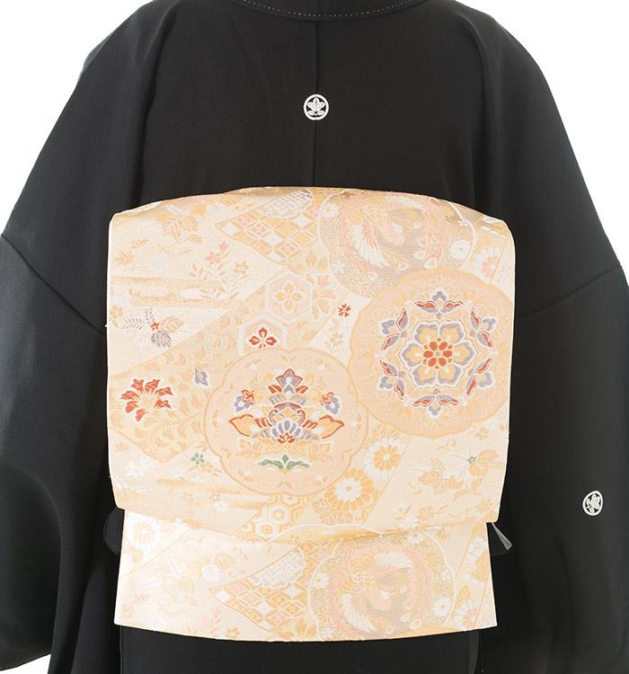 トールサイズ 黒留袖 No.CA-0185-LLサイズ_02