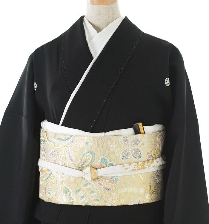 トールサイズ 黒留袖 No.CA-0186-LLサイズ_01
