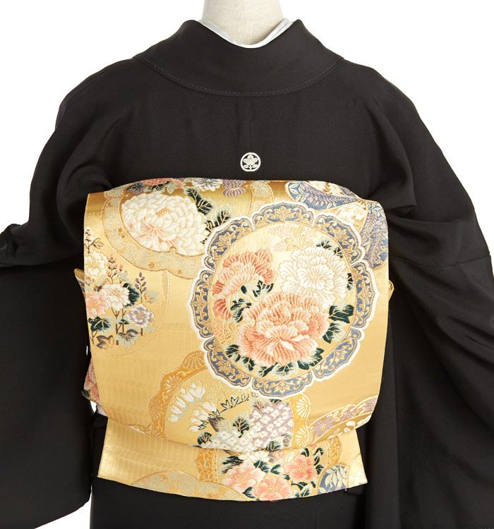 トールサイズ 黒留袖 No.CA-0187-LLサイズ_02