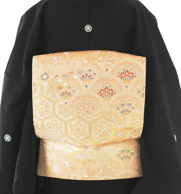 トールサイズ 黒留袖 No.CA-0188-LLサイズ_02