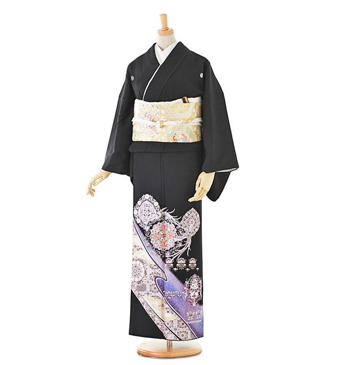 黒留袖 No.CA-0189-Mサイズ