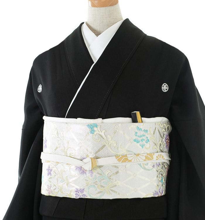 トールサイズ 黒留袖 No.CA-0190-LLサイズ_01