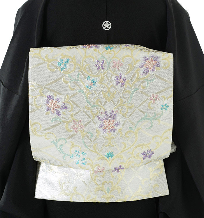 トールサイズ 黒留袖 No.CA-0190-LLサイズ_02