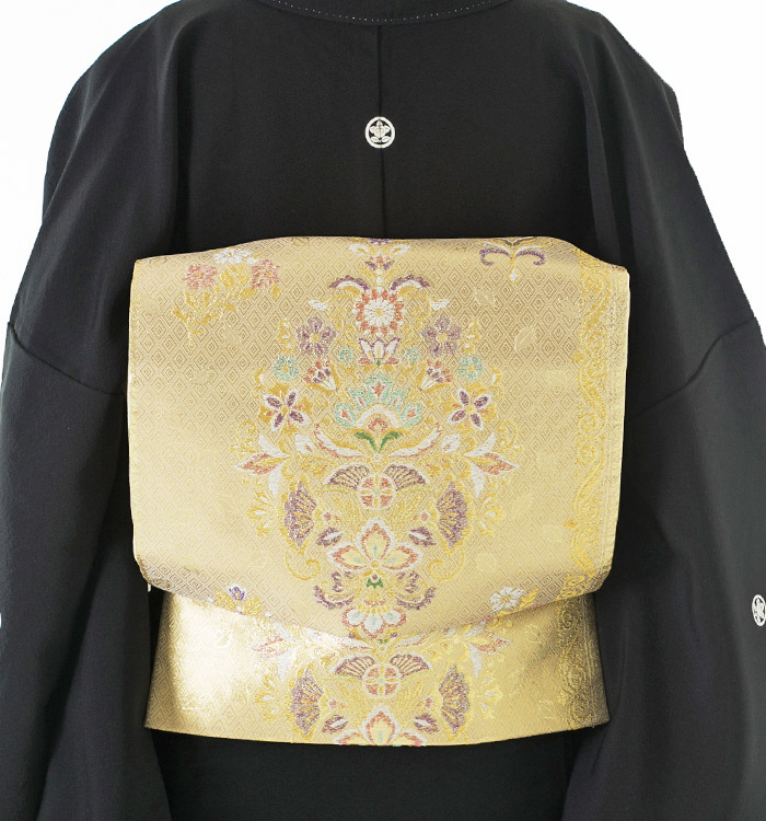 トールサイズ 黒留袖 No.CA-0192-LLサイズ_02