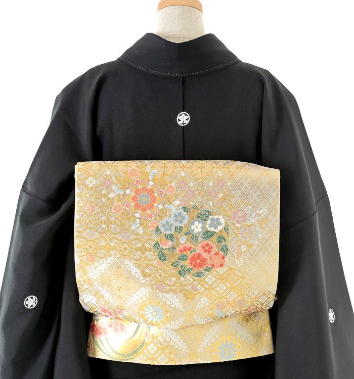 トールサイズ 黒留袖 No.CA-0193-LLサイズ_02