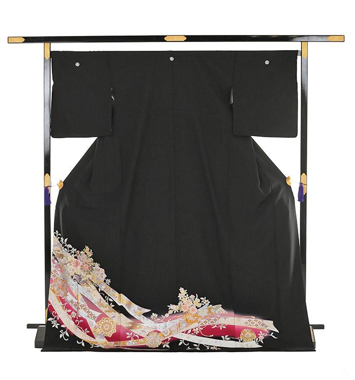 トールサイズ 黒留袖 No.CA-0194-LLサイズ_03