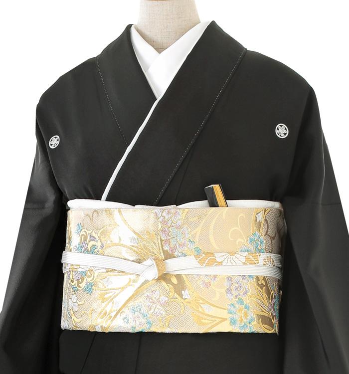 トールサイズ 黒留袖 No.CA-0195-LLサイズ_01