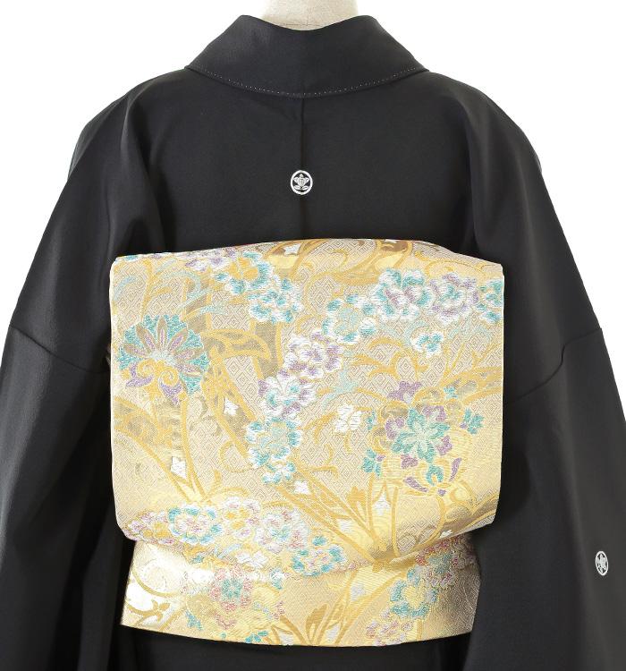 トールサイズ 黒留袖 No.CA-0195-LLサイズ_02