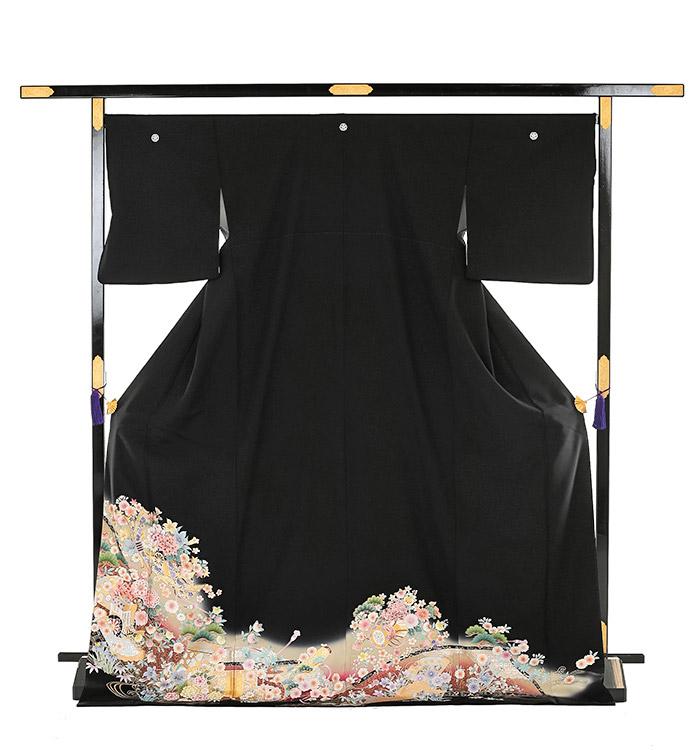 トールサイズ 黒留袖 No.CA-0196-LL_03