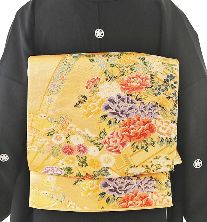 大きいサイズ 黒留袖 No.CA-0199-LOサイズ_02