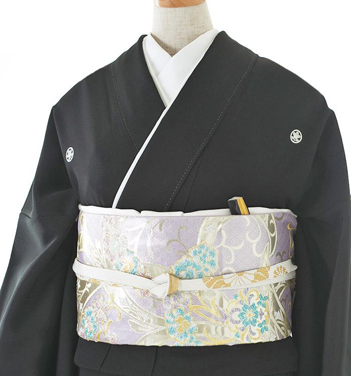 トールサイズ 黒留袖 No.CA-0201-LLサイズ_01